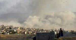 συρία βομβαρδισμοί