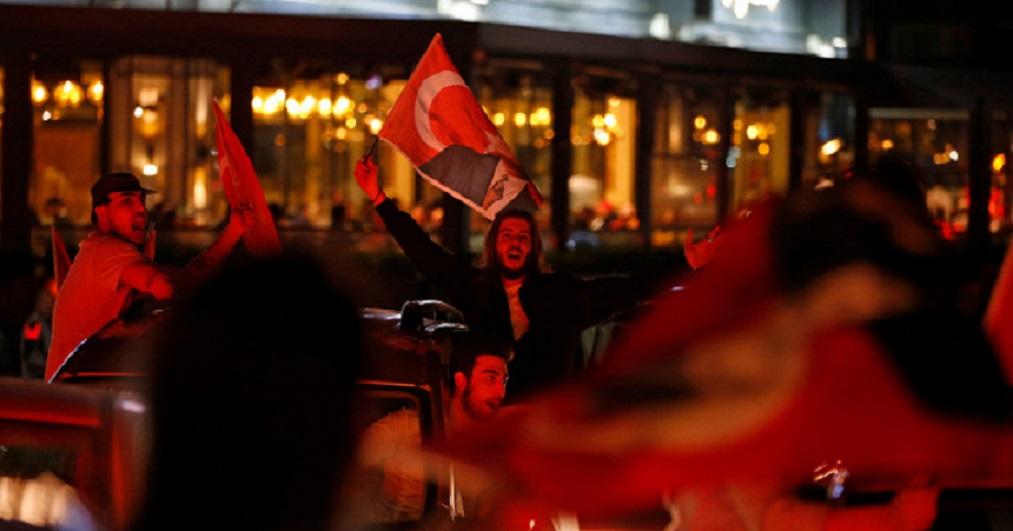 κωνσταντινούπολη διαδηλωτές