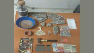 ναρκωτικά, χρήματα