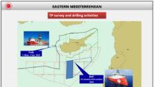χάρτης με κύπρο