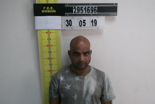 συνελήφθησαν στις 30 μαίου στη θήβα