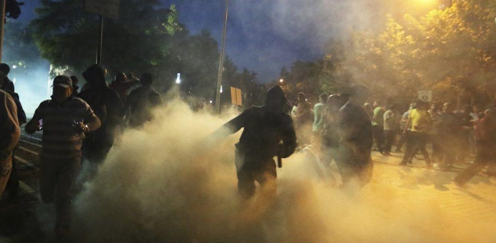 η πολιτική αστάθεια, έφερε ανομία και εγκληματικότητα στην αλβανία