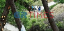 εντοπίστηκε ακέφαλο πτώμα στη θεσσαλονίκη