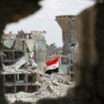 δύο μεγάλες εκρήξεις συγκλόνισαν τη δαμασκό