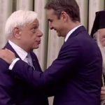 ορκίστηκε πρωθυπουργός ο μητσοτάκης