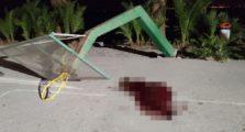 τραγικό θάνατο βρήκε 19χρονος από πτώση μπασκέτας