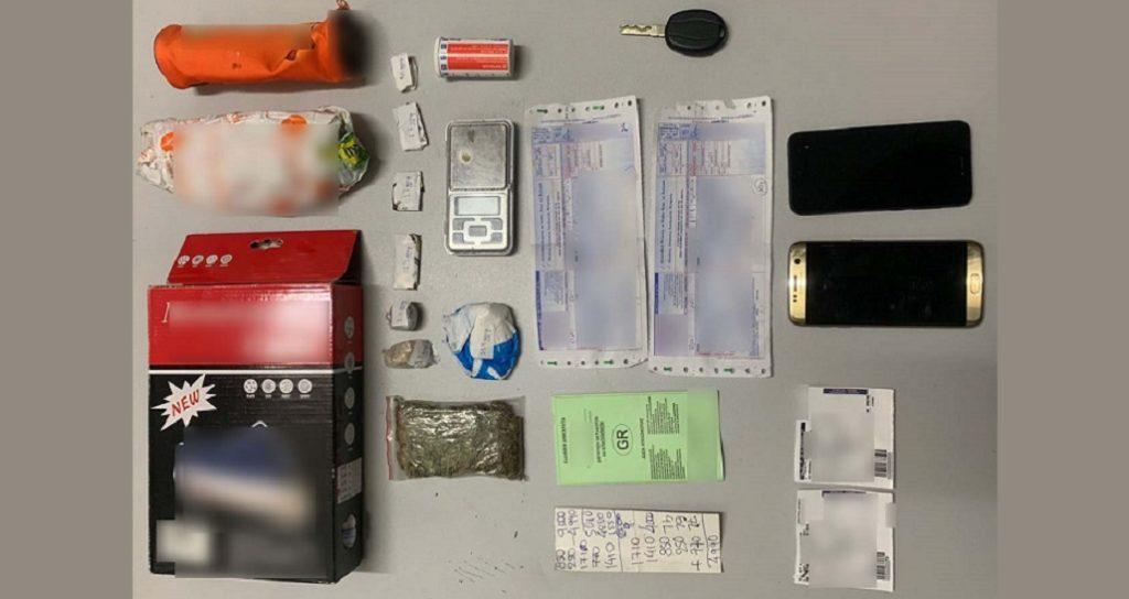 συλλήψεις στη μύκονο για ναρκωτικά μέσω ταχυδρομείου