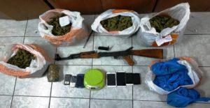 συνελήφθη αλλοδαπός για ναρκωτικά στον άγιο παντελεήμονα